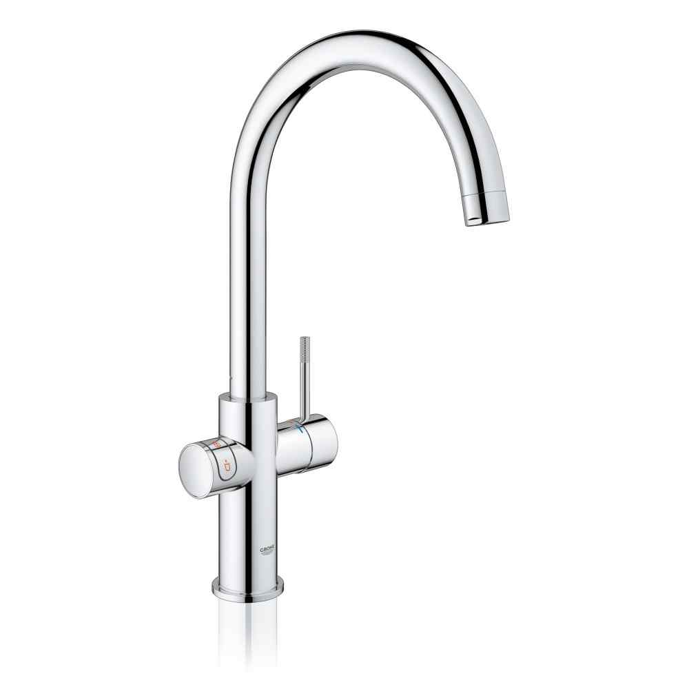 GROHE RED II Duo C-tud krom Grohe Red haner