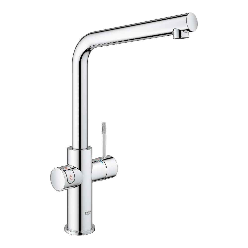 GROHE Red II Duo L-tud krom Grohe Red haner