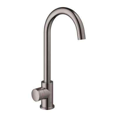 GROHE Red II Mono c-tud poleret hard graphite Grohe Red haner