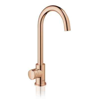GROHE Red II Mono C-tud poleret warm sunset Grohe Red haner
