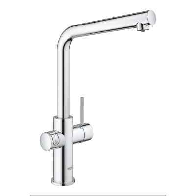 GROHE Blue L-tud Krom Grohe Blue haner