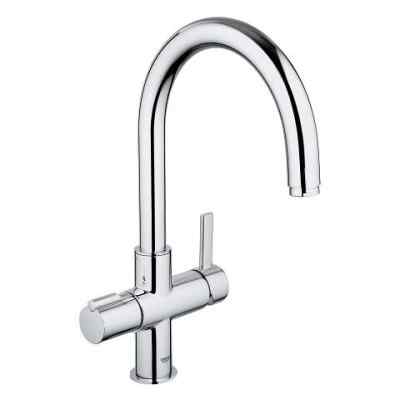 Grohe Red Basic - C-tud - Krom Grohe Red haner
