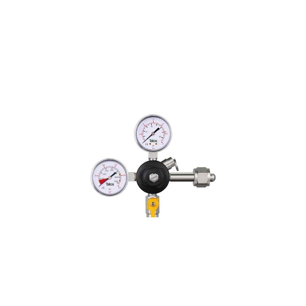 Co2 regulator 8 mm Co2 regulator