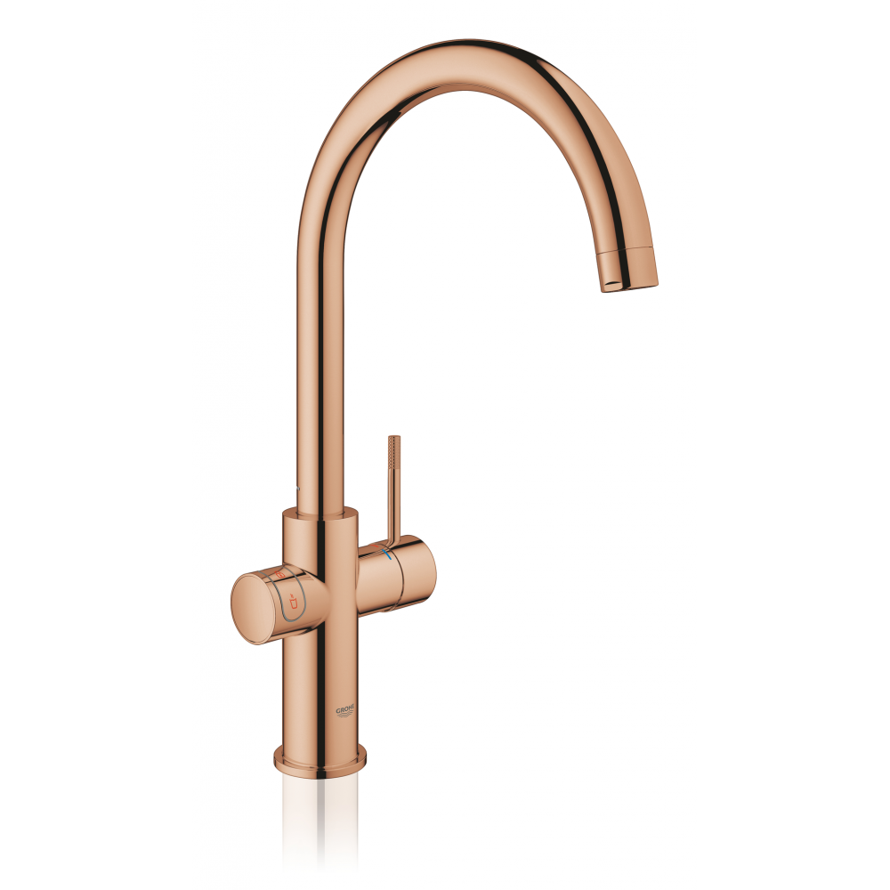 GROHE RED II Duo C-tud poleret warm sunset