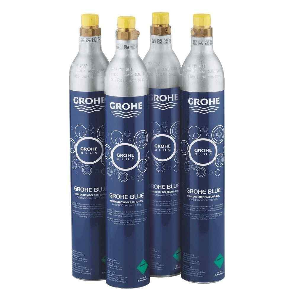 Grohe Blue 425 gram Co2 startsæt (4 pak) Co2 Startsæt