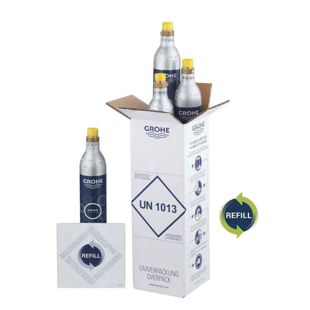 Grohe Blue Co2 425 gram refill ( 4 pak ) Co2 refill