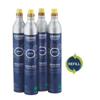 Grohe Blue Co2 425 gram refill ( 4 pak ) Co2 refill