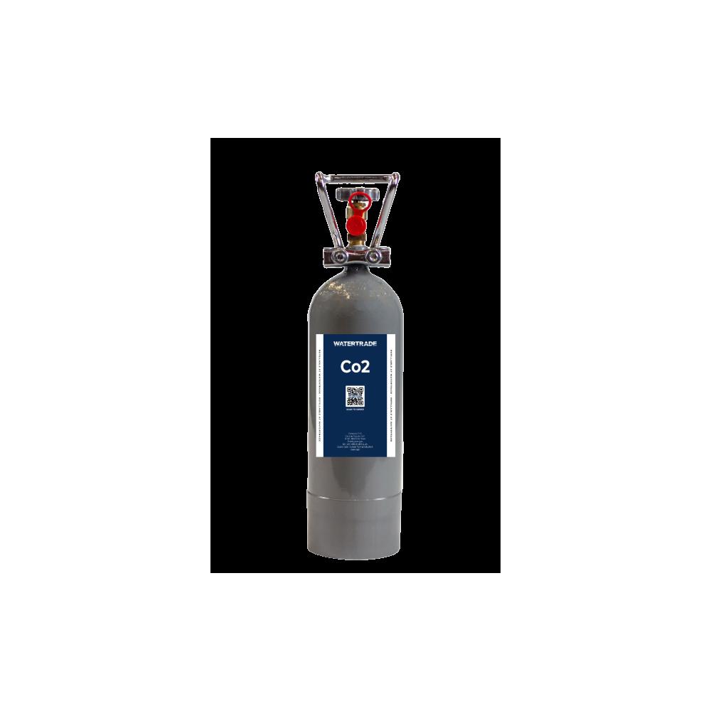2 kg Co2 flaske (1 pak) Co2 flasker