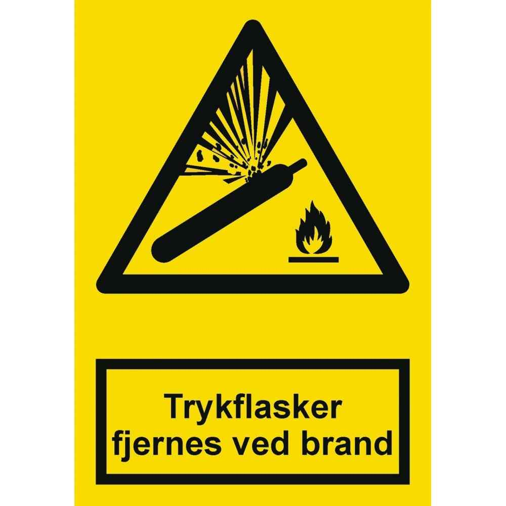 Trykflasker fjernes ved brand - Plast - A6 Grohe Blue reservedele