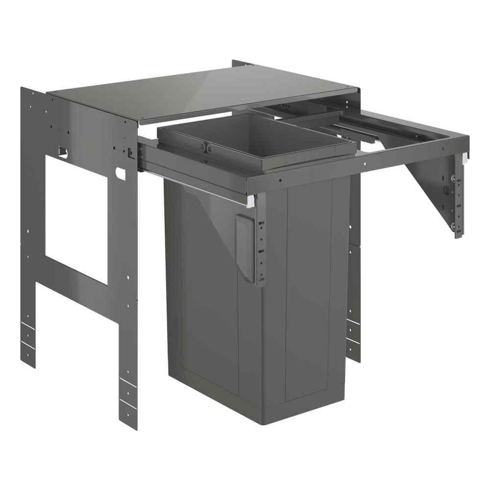 Affaldsspand 60 cm 29 L Affaldssortering