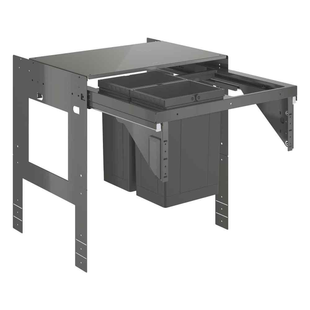 Grohe Blue Udtræksbakke til affaldssortering, 60 cm - 8 l / 8 l Affaldssortering